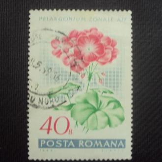 Румыния 1968г.гаш.