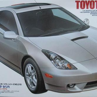 Сборная модель Toyota Celica 1:24 Tamiya 24215