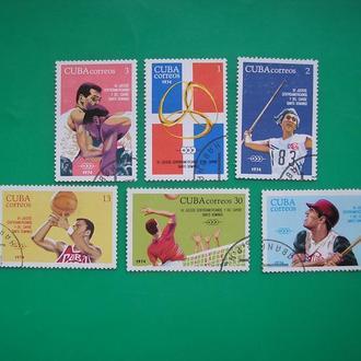 Куба 1974 Спорт
