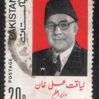 Пакистан (1974) Лиакат Али Хан, первый премьер-министр