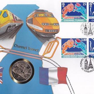 Гибралтар 1 крона 1993