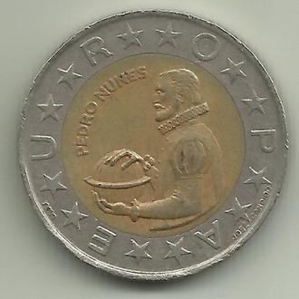 Португалия 100 эшкудо 1989 aUNC