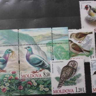 Молдова. 2010г. Фауна  **