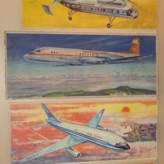 Коробки к самолётам ГДР