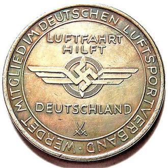 III. Reich - N.S. Grossflugtag Dresden-Heller