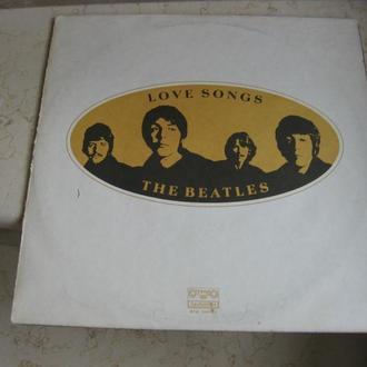 The Beatles = Битьлc – Love Songs = Любовные Песни ( 2x LP) ( Bulgaria ) LP