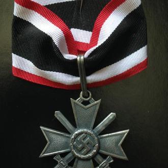 Рыцарский крест КВК. (копія)