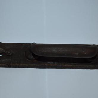 старинная дверная ручка тулметкопромсоюз арт наша техника город Тула 1937 вес 1,0 кг металл
