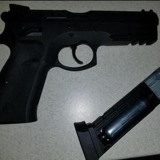 Спортивный пистолет CZ 75 SP-01 shadow