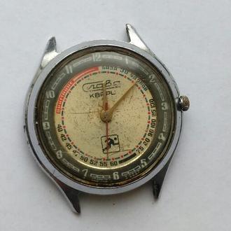 Часы Слава кварц, СССР