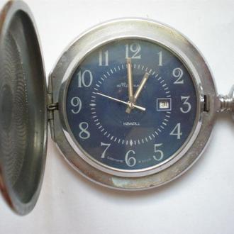 карманные часы Молния 17052