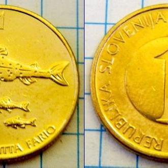 Словения 1 толар 1995