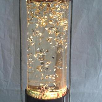 Лампа жидкостная Радуга.