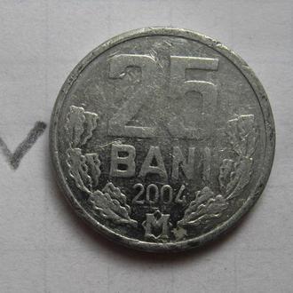 МОЛДОВА, 25 бани 2004 года.