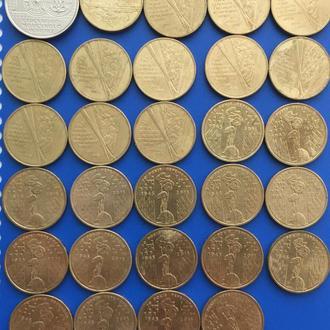 Юбилейные монеты Украины 29 шт. 2005-2018гг.