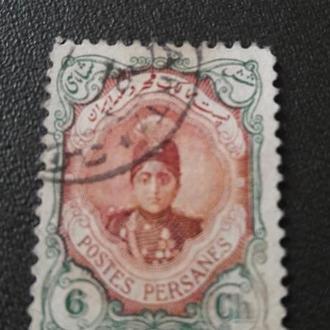 Марка Иран Персия 1911 1913