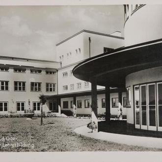 Открытка. Франкфурт-Одер, 1960-е. (128)