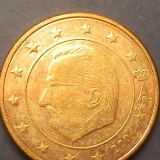 1 євроцент 2004 Бельгія