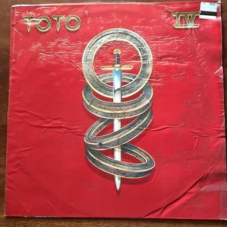 LP Toto  Toto IV  Nm-  OIS  Голландия