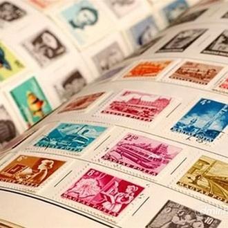 Куплю чистую хронологию марок