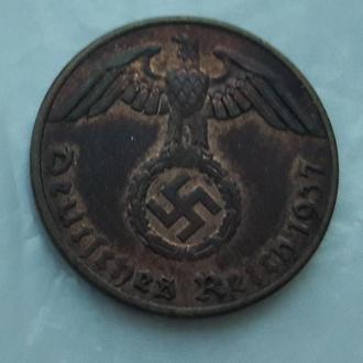 1 Пфенниг 1937 г