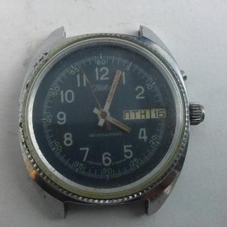 Часы восток календарь