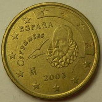 10 євроцентів 2003 Іспанія