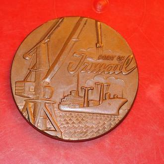 настольная медаль порт Измаил