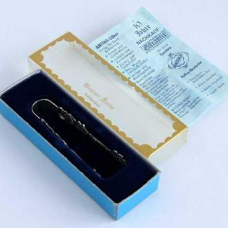 Щипцы для сахара Hild. Rose #1 серебро 100 ANTIKO