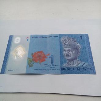 Банкнота Малайзии.