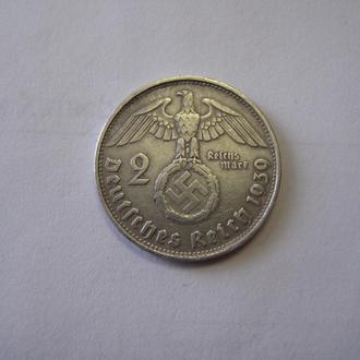 2 марки 1939 год