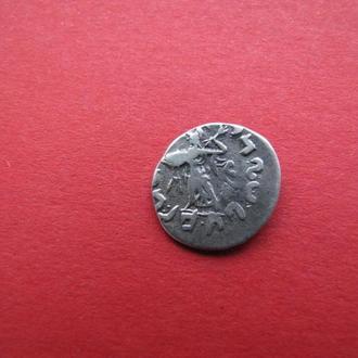 Драхма 80-65 до НЭ Индо-Греки Аполлодот ІІ,(25) Бактрия