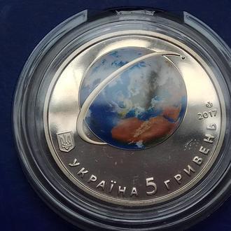 Юбилейная монета Украины в сувенирной упаковке (2)