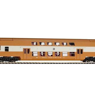 пассажирский двухэтажный вагон типа DBmq PIKO