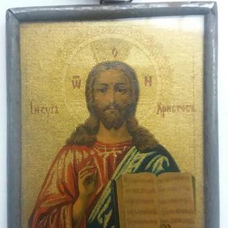 Икона Спасителя.7 на 9см