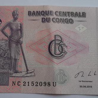 Конго. 200 франков. 2013.