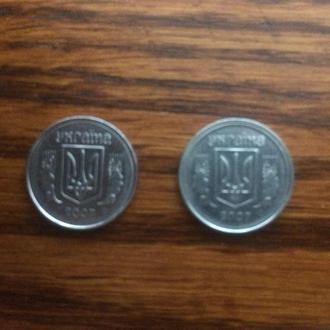 2 копейки 2007 года Украина