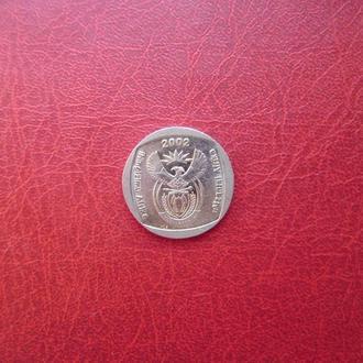 ЮАР 2 ранда 2002