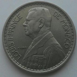 Монако 20 франков 1947 год СОСТОЯНИЕ!!!