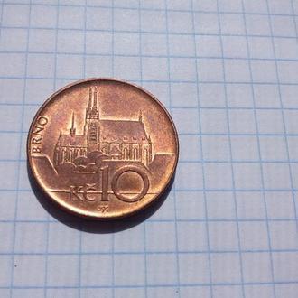 Чехия 10 крон 2009