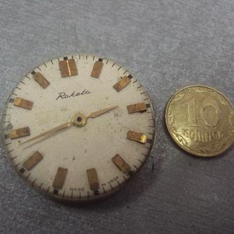 часы наручные циферблат механизм ракета №16