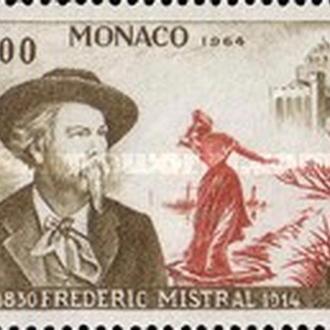 Монако 1964 Персоналии