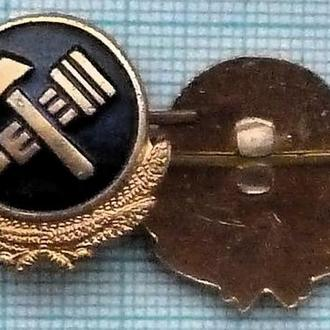 Эмблема ГВФ СССР. Аэрофлот Гражданская авиация. Инженерная служба.