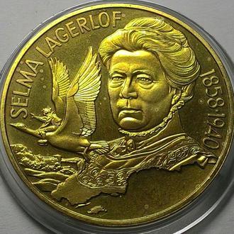 Швеция 5 евро 1996 год. ОТЛИЧНОЕ СОСТОЯНИЕ!!!  РЕДКАЯ!
