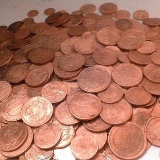 монеты царские 350 штук