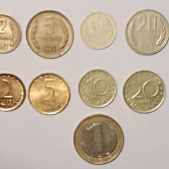 Болгария 13 штук