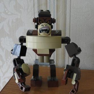 Лего,Lego,Легендарные Звери: Горилла (70125)