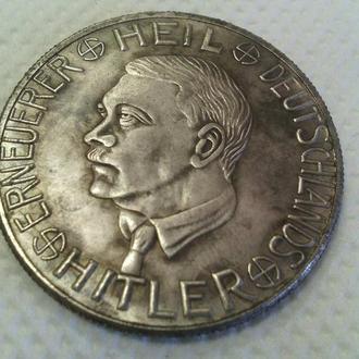 Продам монету 3 Рейха с Гитлером (копия) - 14
