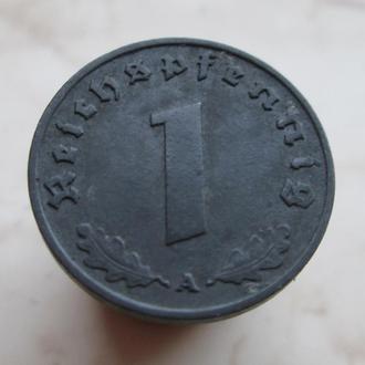 1  пфеннинг 1940 г.(A) .Третий Рейх.