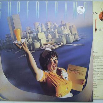 SUPERTRAMP   Breakfast In America  LP